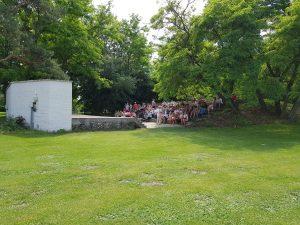 Víkend otvorených parkov a záhrad 2018