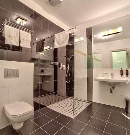 Izba Hermína, kúpeľňa