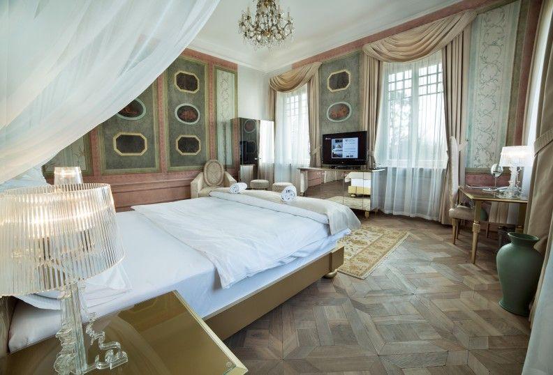 Mladomanželský apartmán - Alžbeta