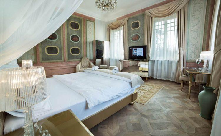 Izba Alžbeta, mladomanželský apartmán