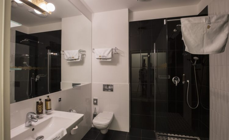 Izba Terézia kúpeľňa