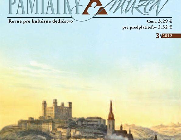 Výročná cena revue Pamiatky a múzeá