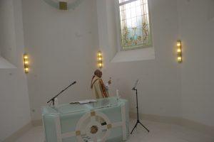 Vysvätená kaplnka