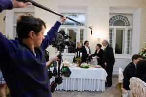 Televízna svadba v kaštieli
