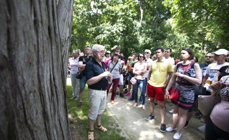 Víkend otvorených parkov a záhrad 2019