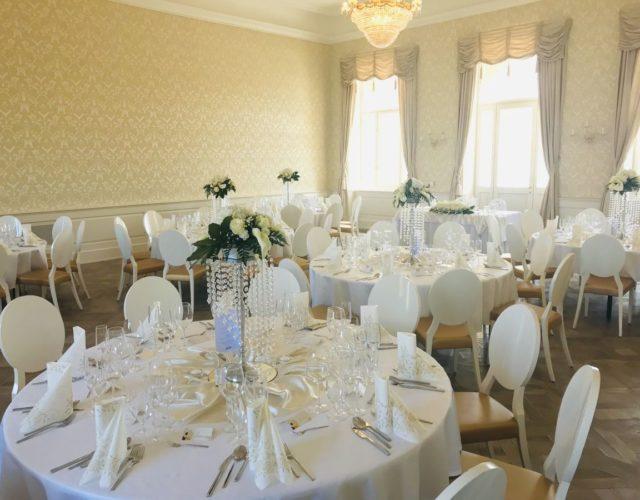 Svadobná oslava v Jeszenákovej sále