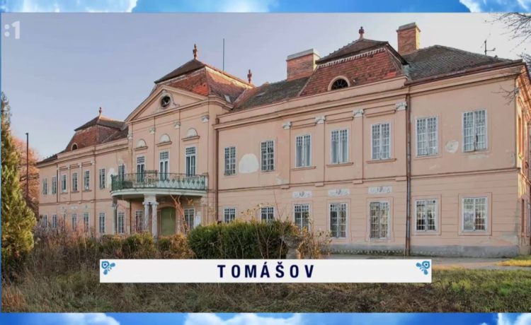 Kaštieľ v Milujem Slovensko